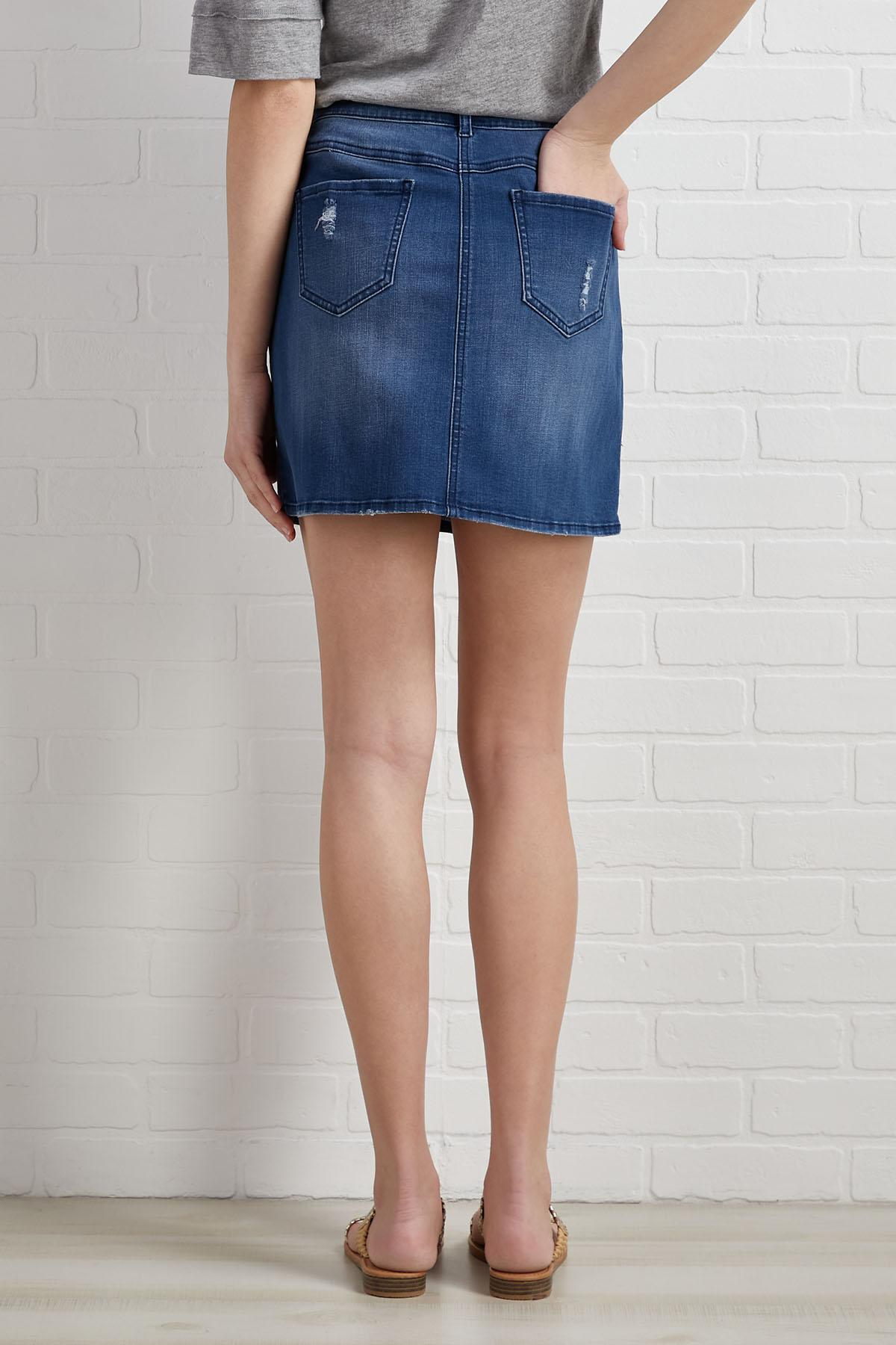 Give Me Mini Skirt