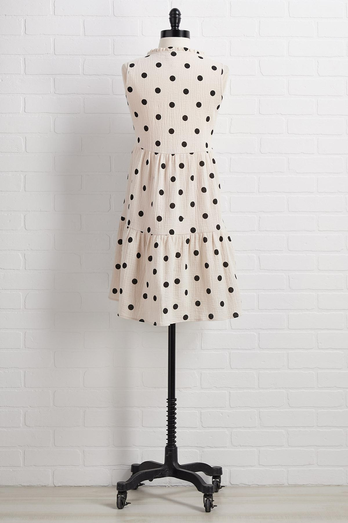 Been Spotted Dress