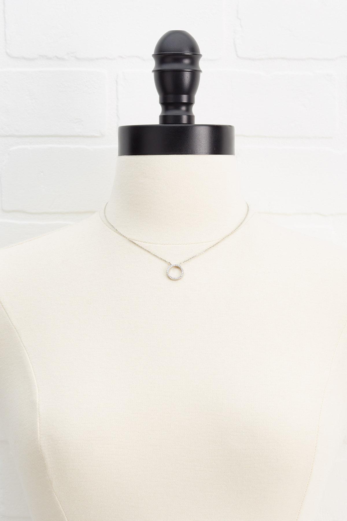 Bridesmaid Gift Necklace