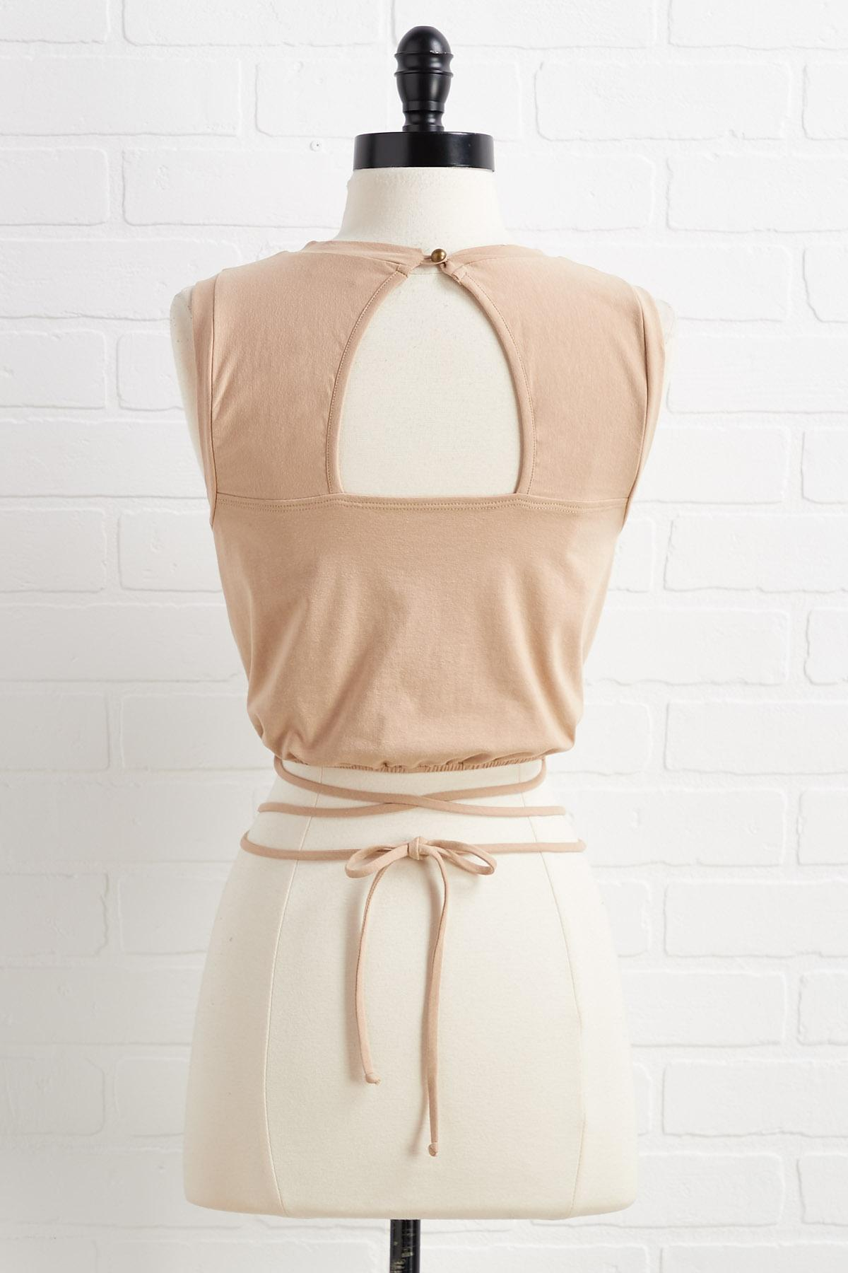 Fit To Be Tied Top
