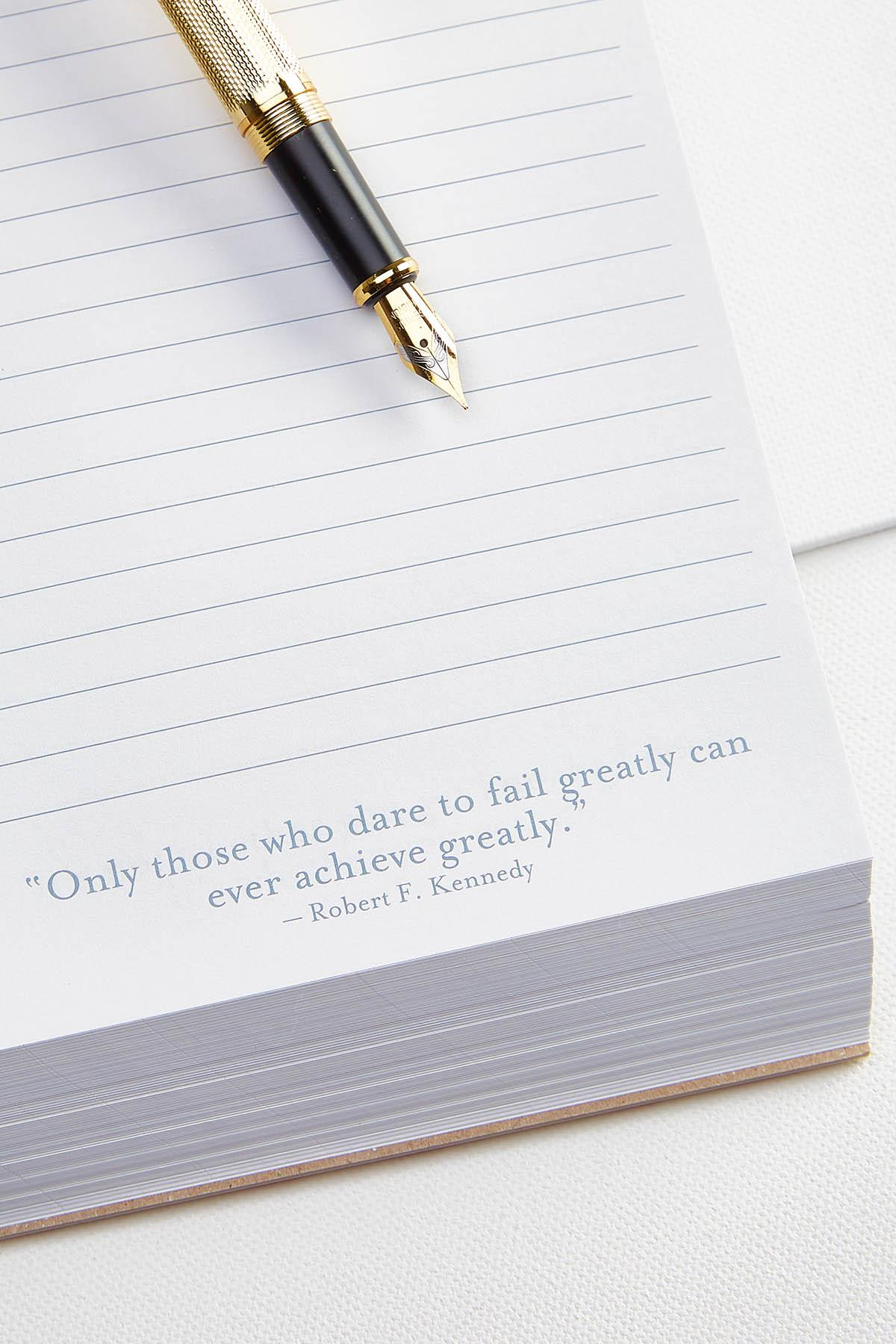 Inspirational Note Pad