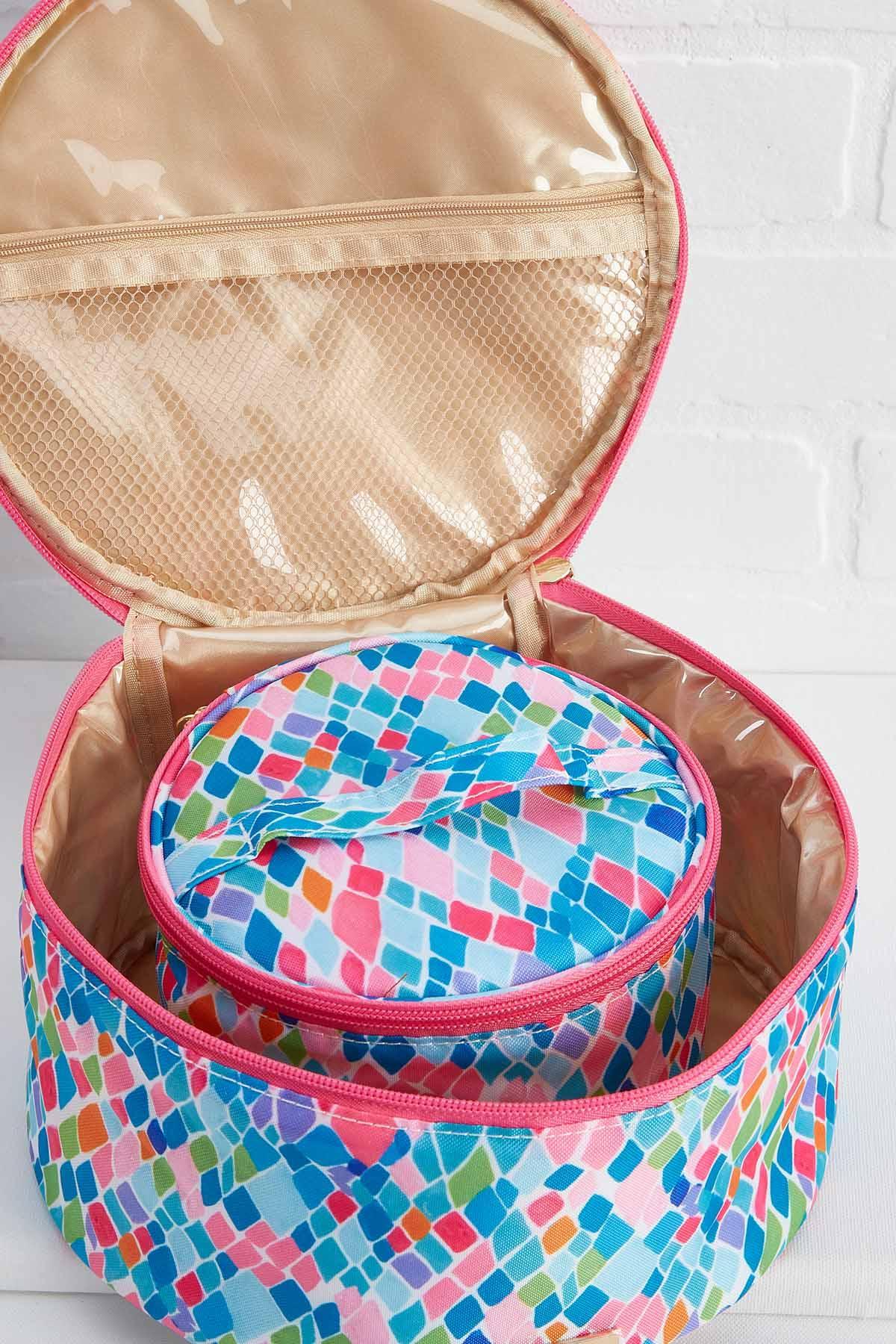 Summer Travel Bag Set