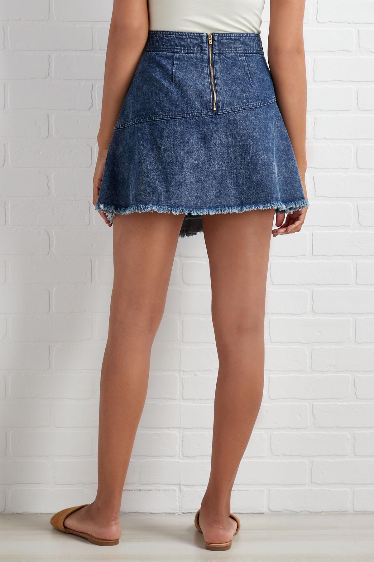 Moment Of Ease Skirt