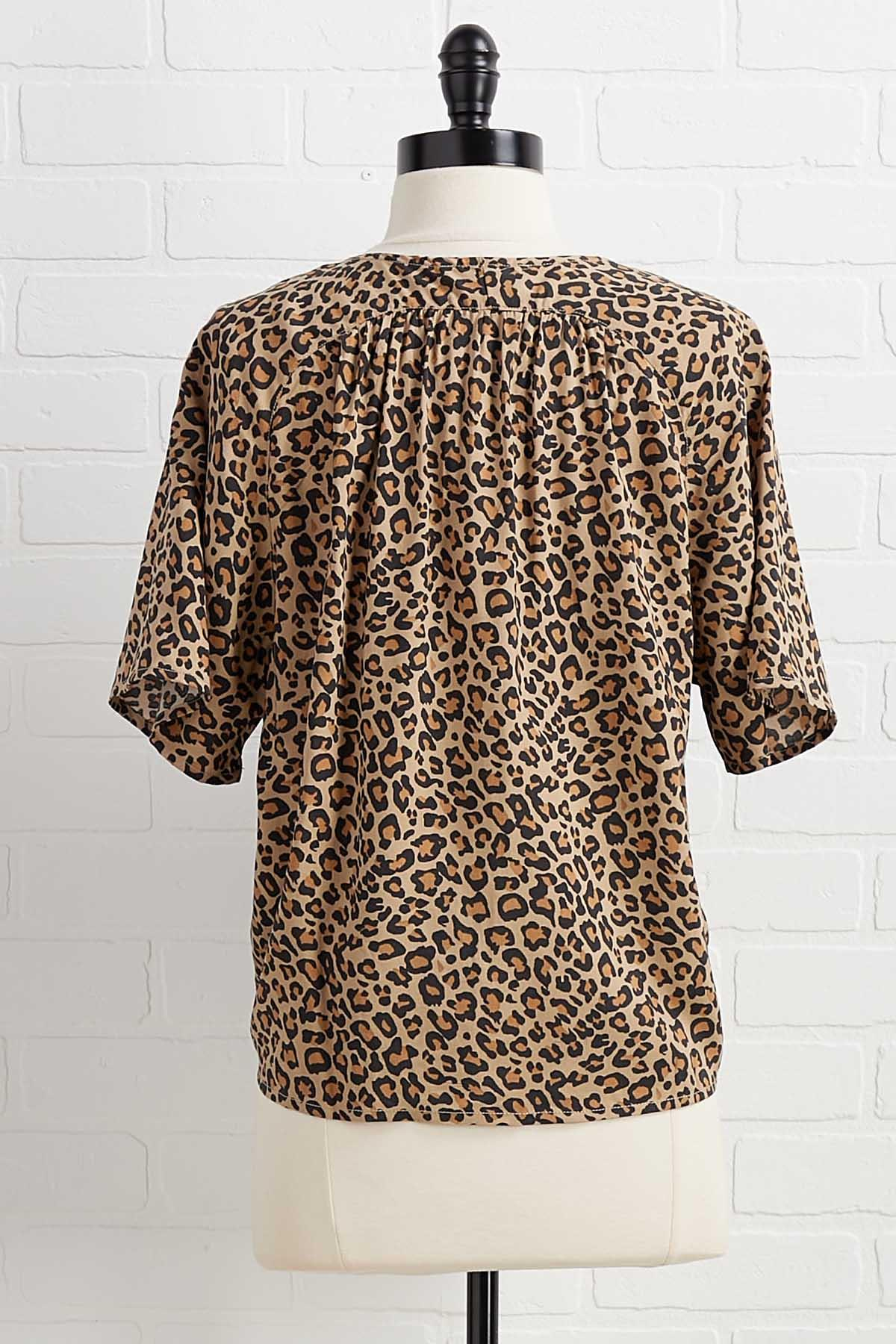 Show Your Wild Side Top