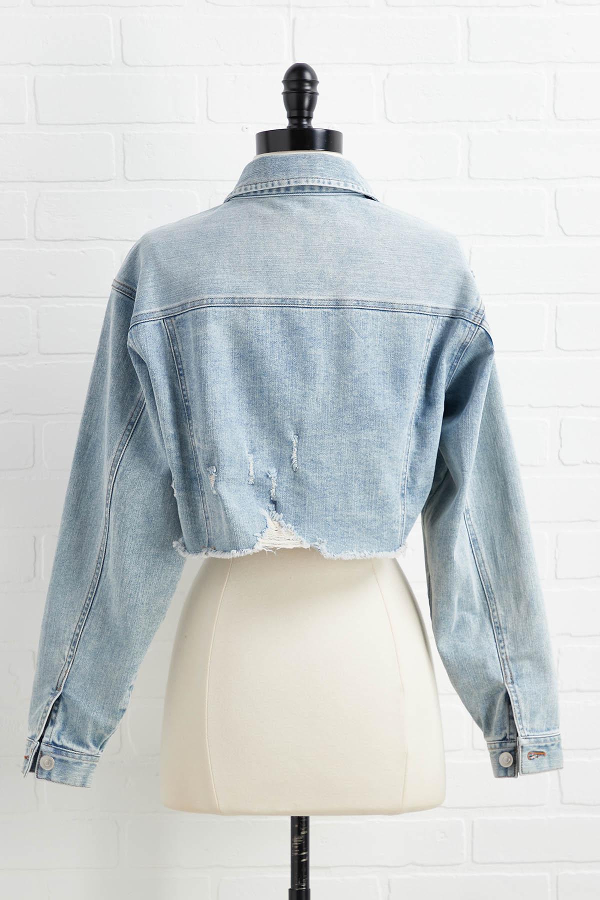 Short Stop Jacket