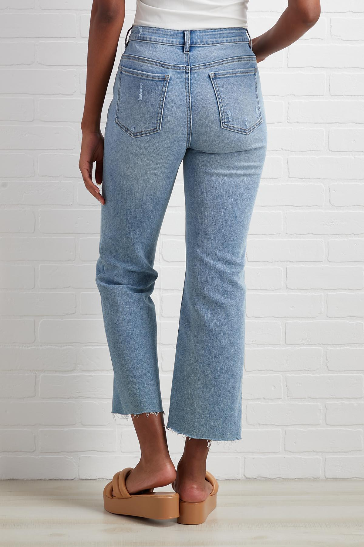 See The Lightwash Jeans