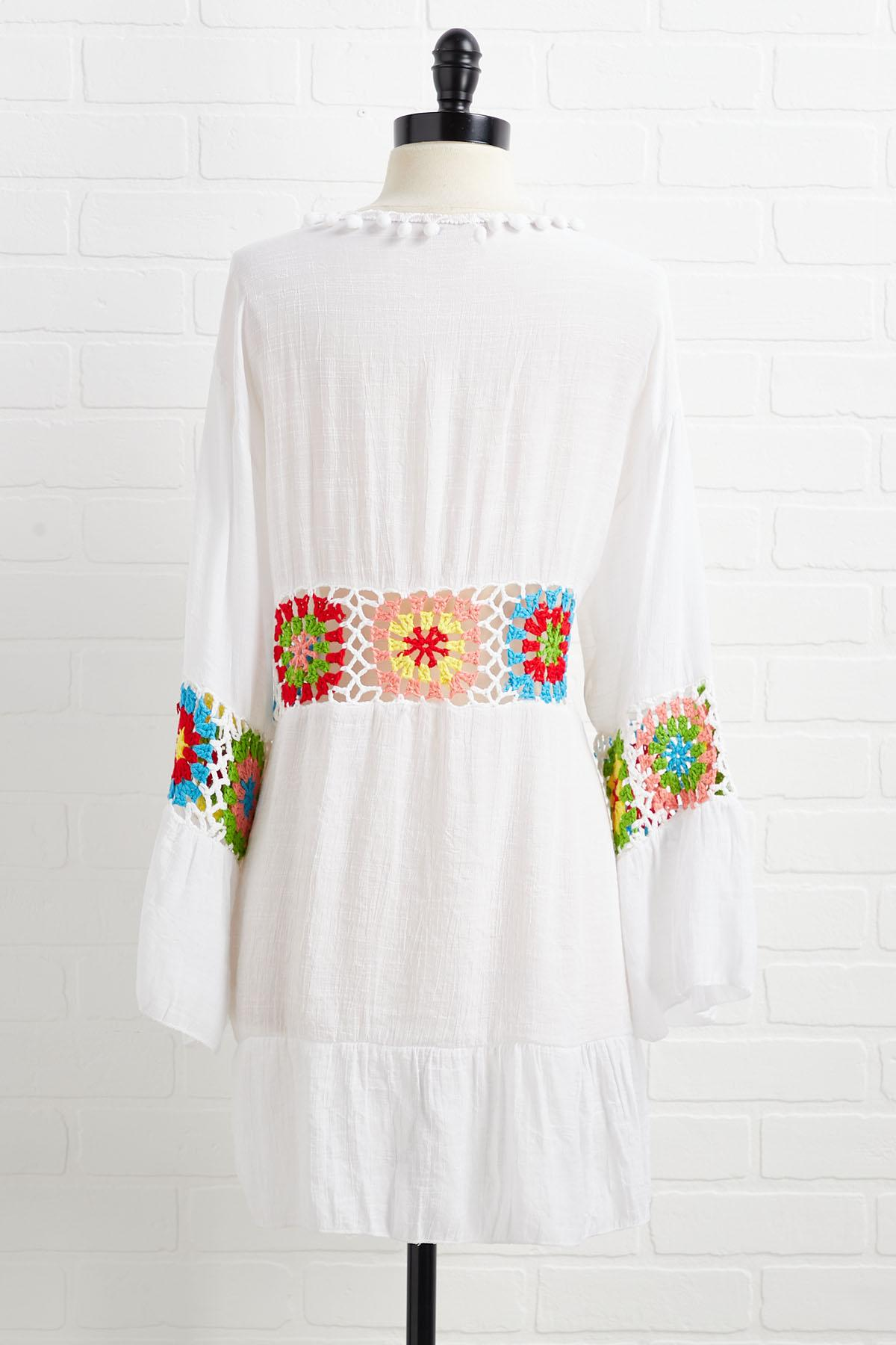 Sunny And Seventy Five Kimono