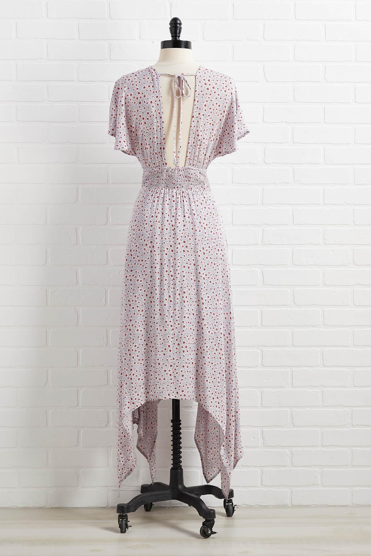 Dream Of Spring Dress