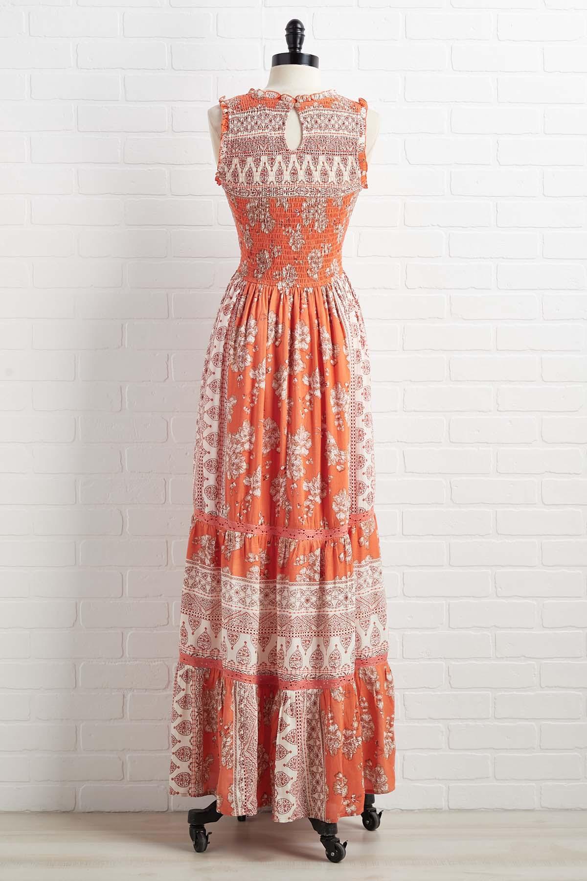 Sweetest Summer Dress