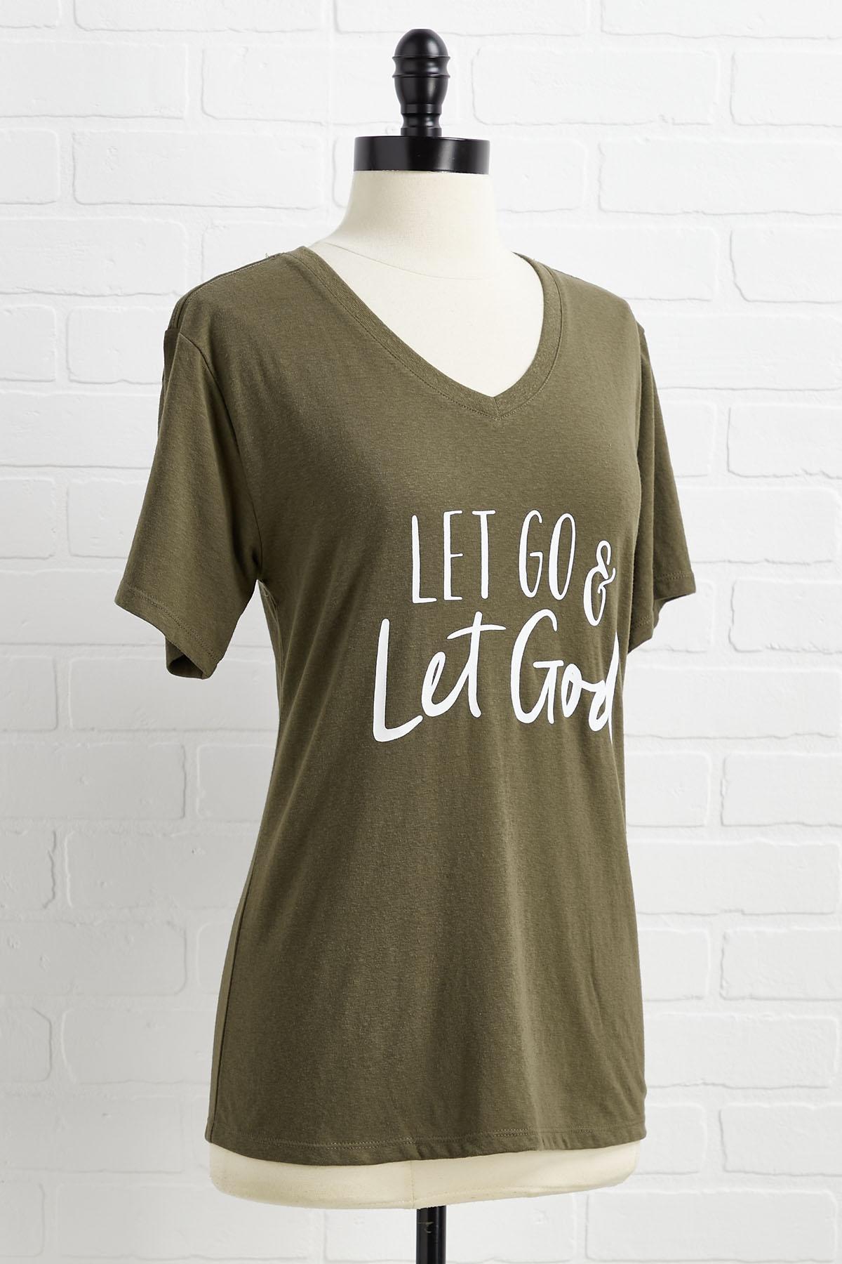Let God Tee