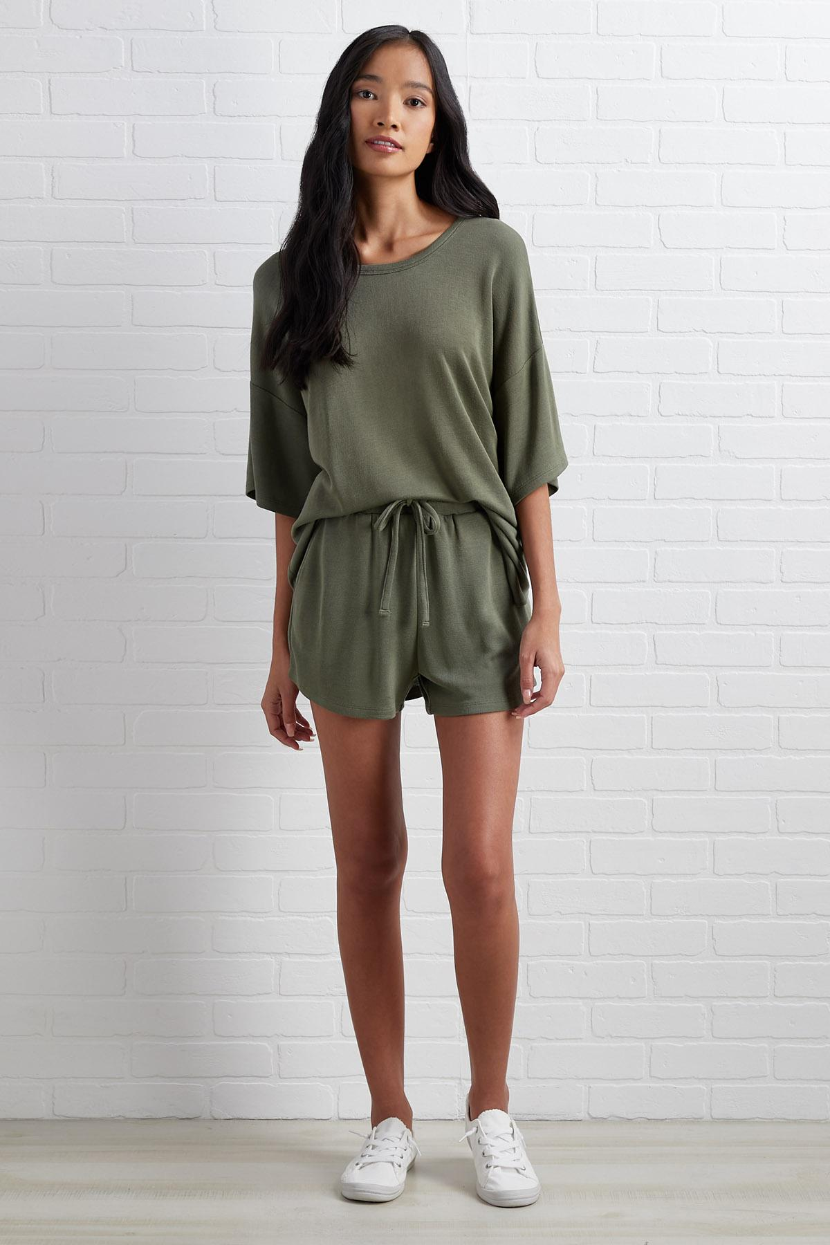 Going Green Shorts