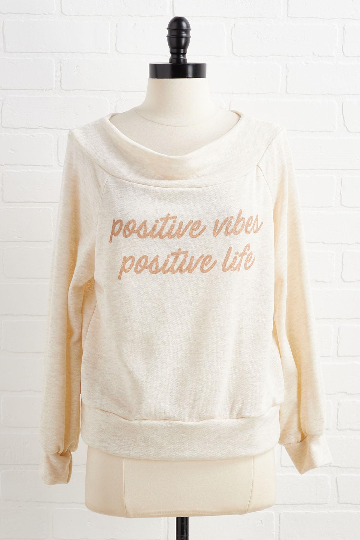 Be Positive Top