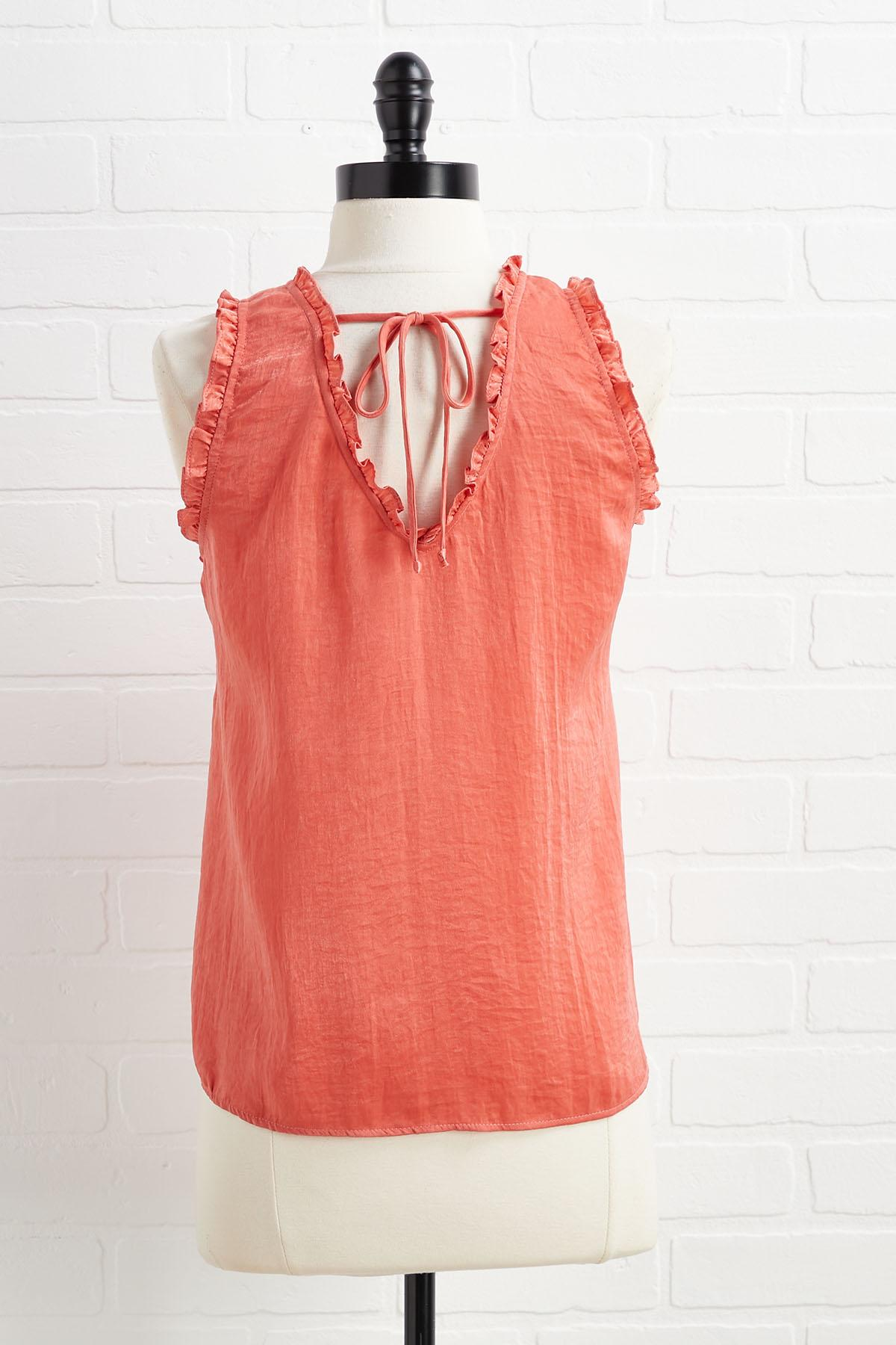 Sleek And Chic Top