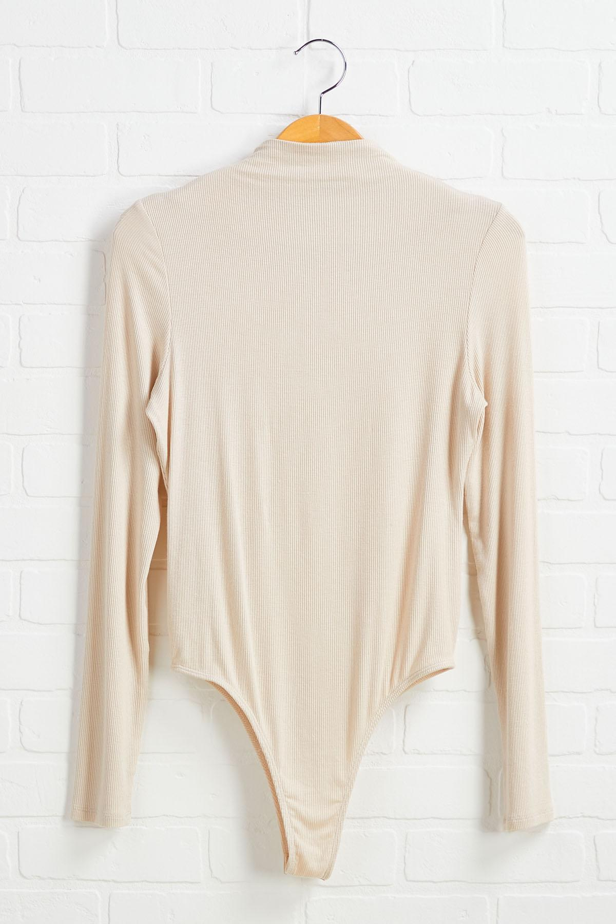Nothing Nude Going On Bodysuit