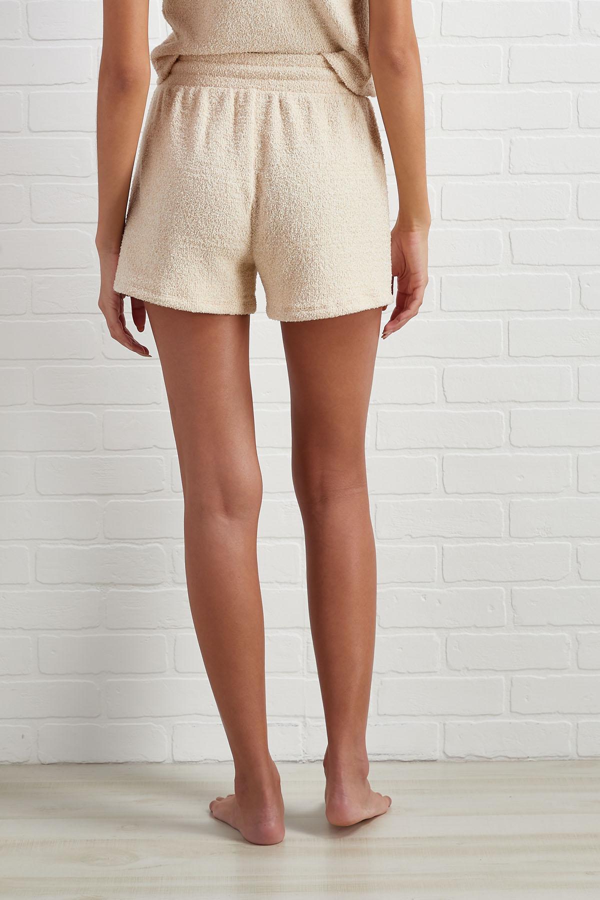 Fuzzy Wuzzy Shorts