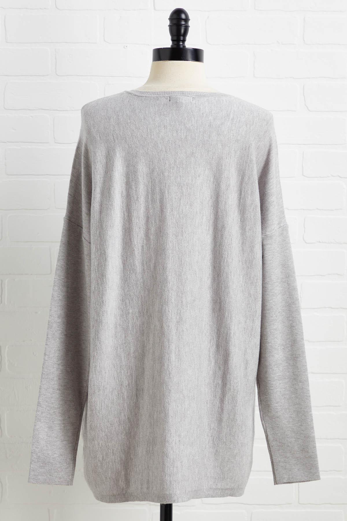 Not So Basic Sweater