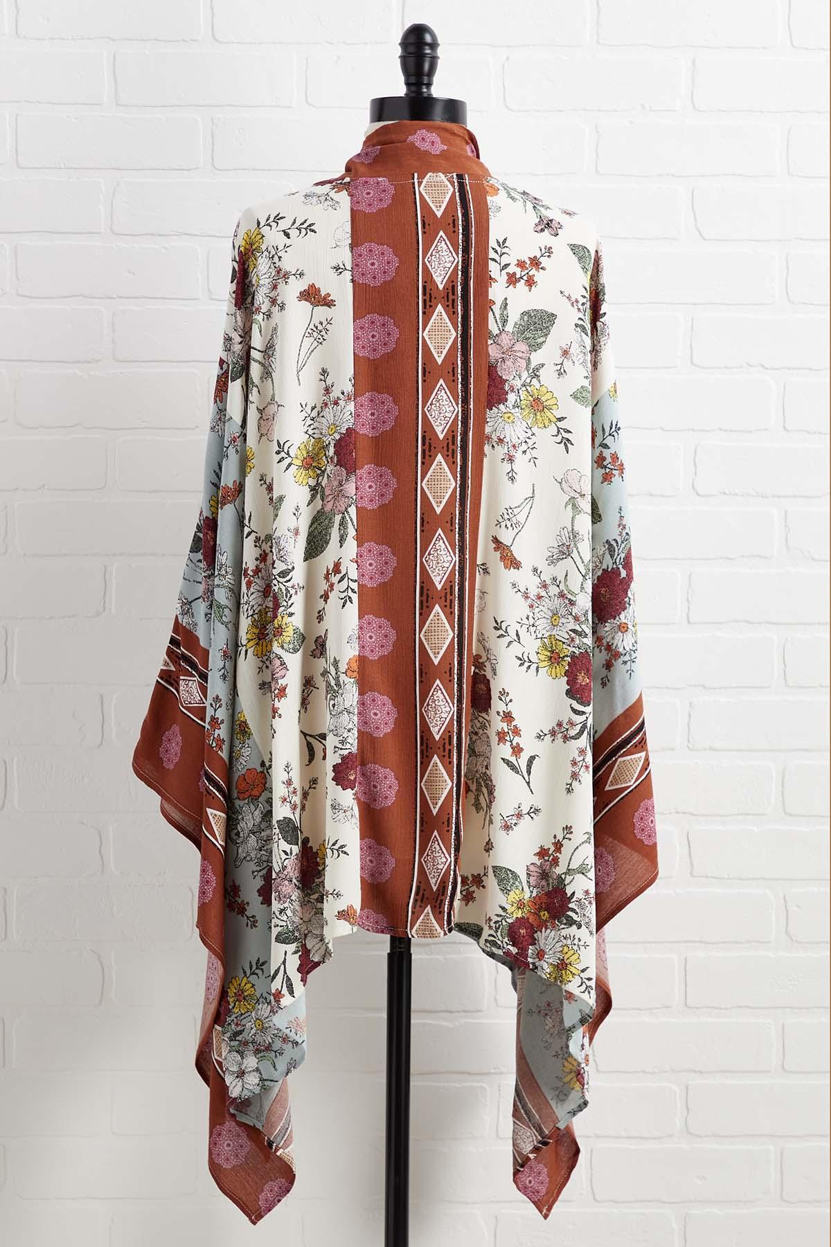 More Flower To You Kimono