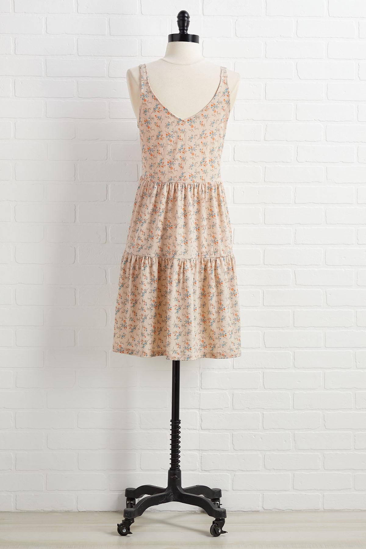 From The Garden Dress