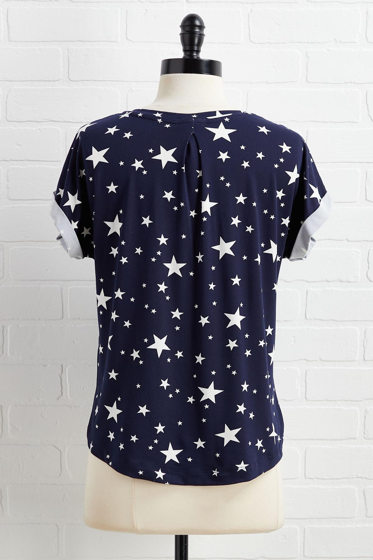 Star Studded Top
