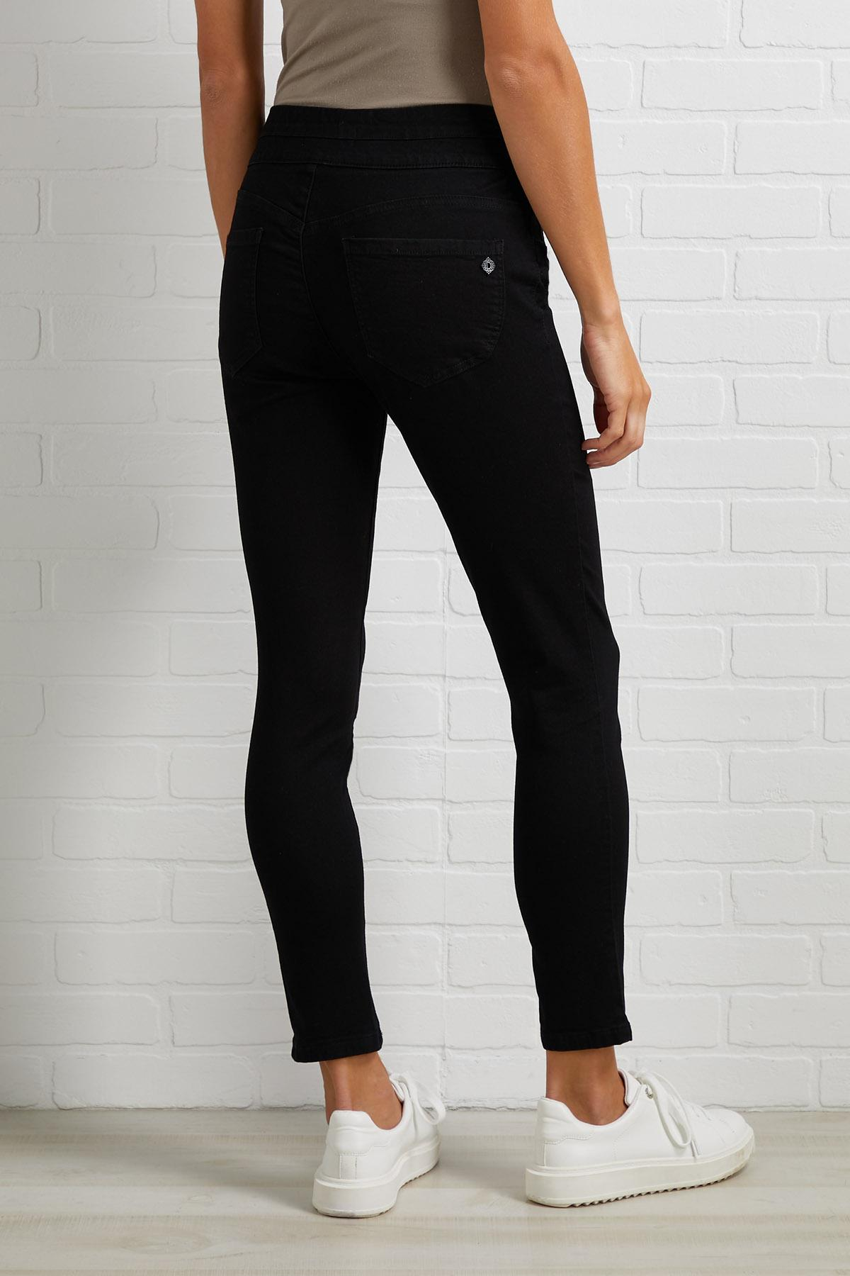 Pull Off This Plan Jeans