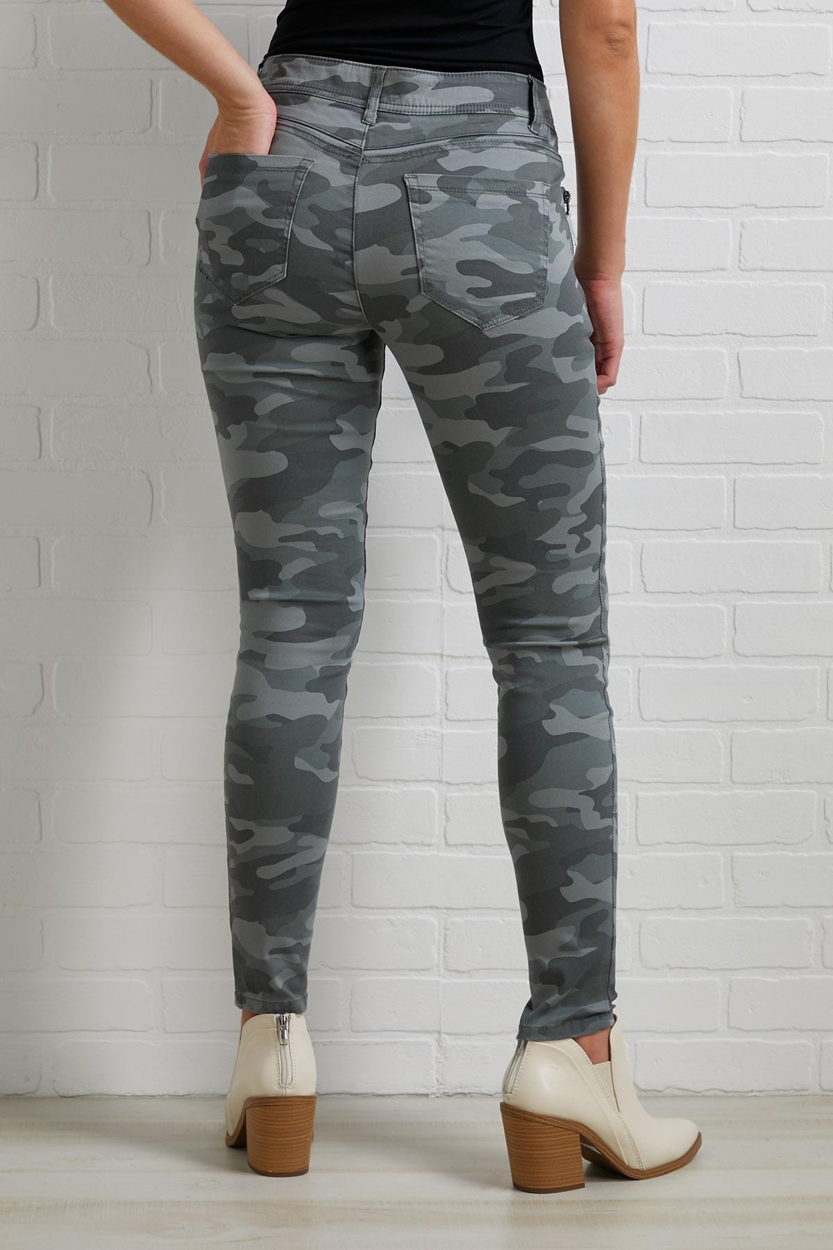 Weekend Zip Pants