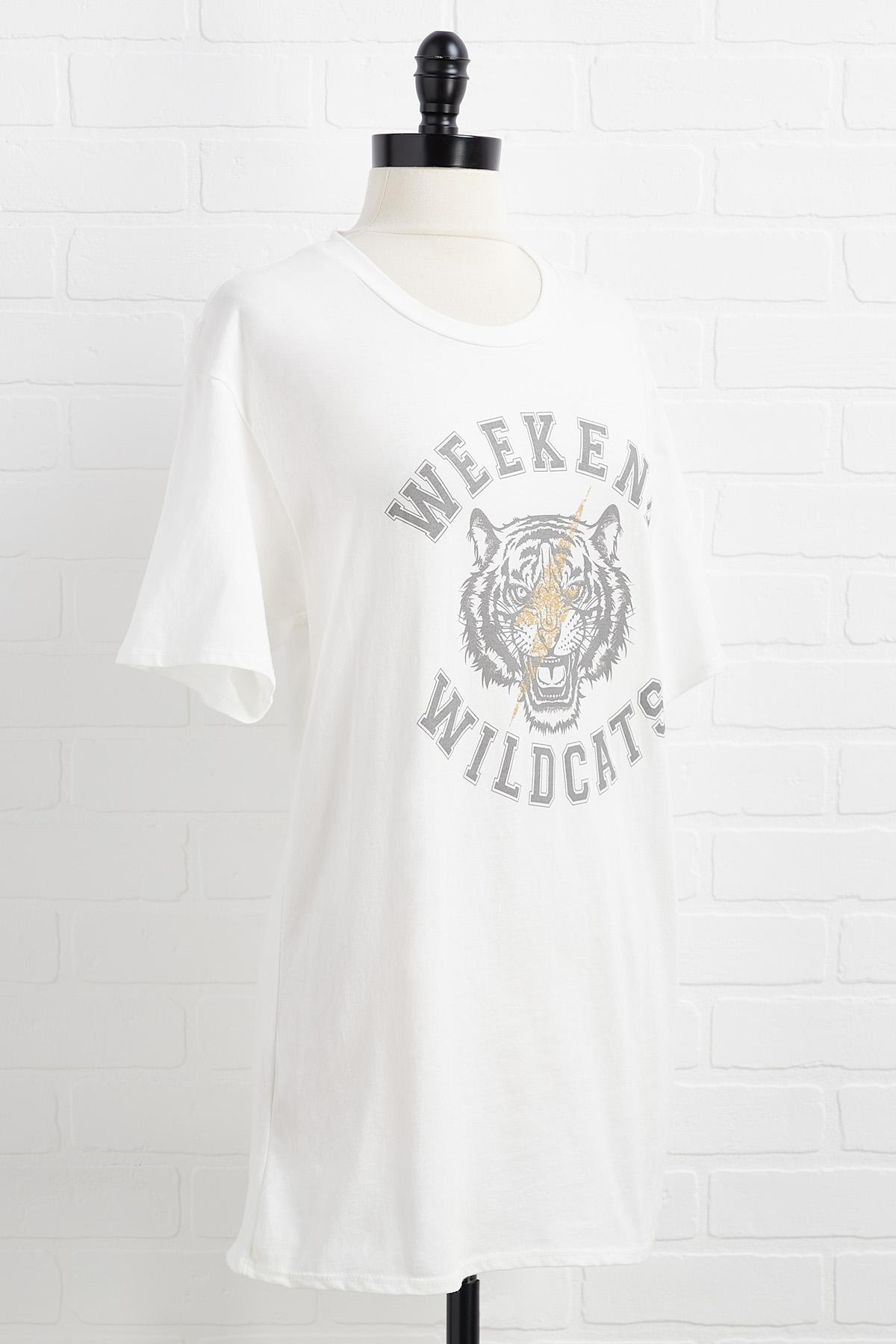 Once A Wildcat Top