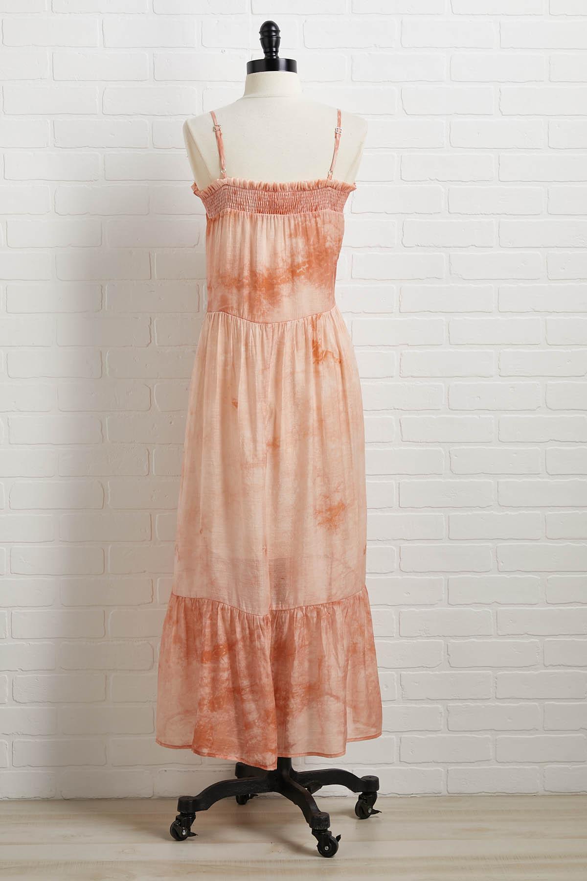 Final Sunset Dress