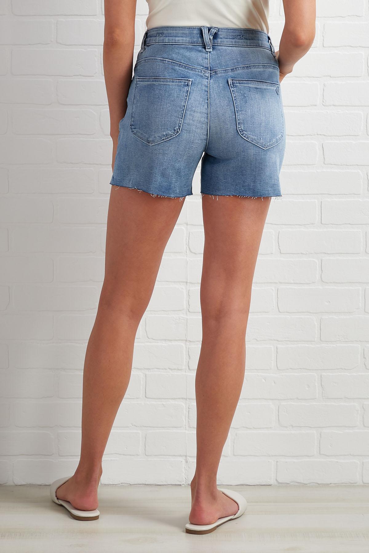 Dream Of Denim Shorts