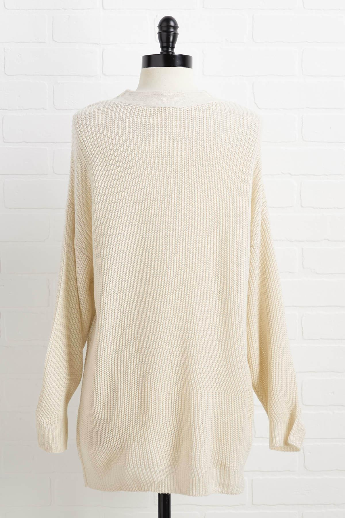 Knit Together Sweater
