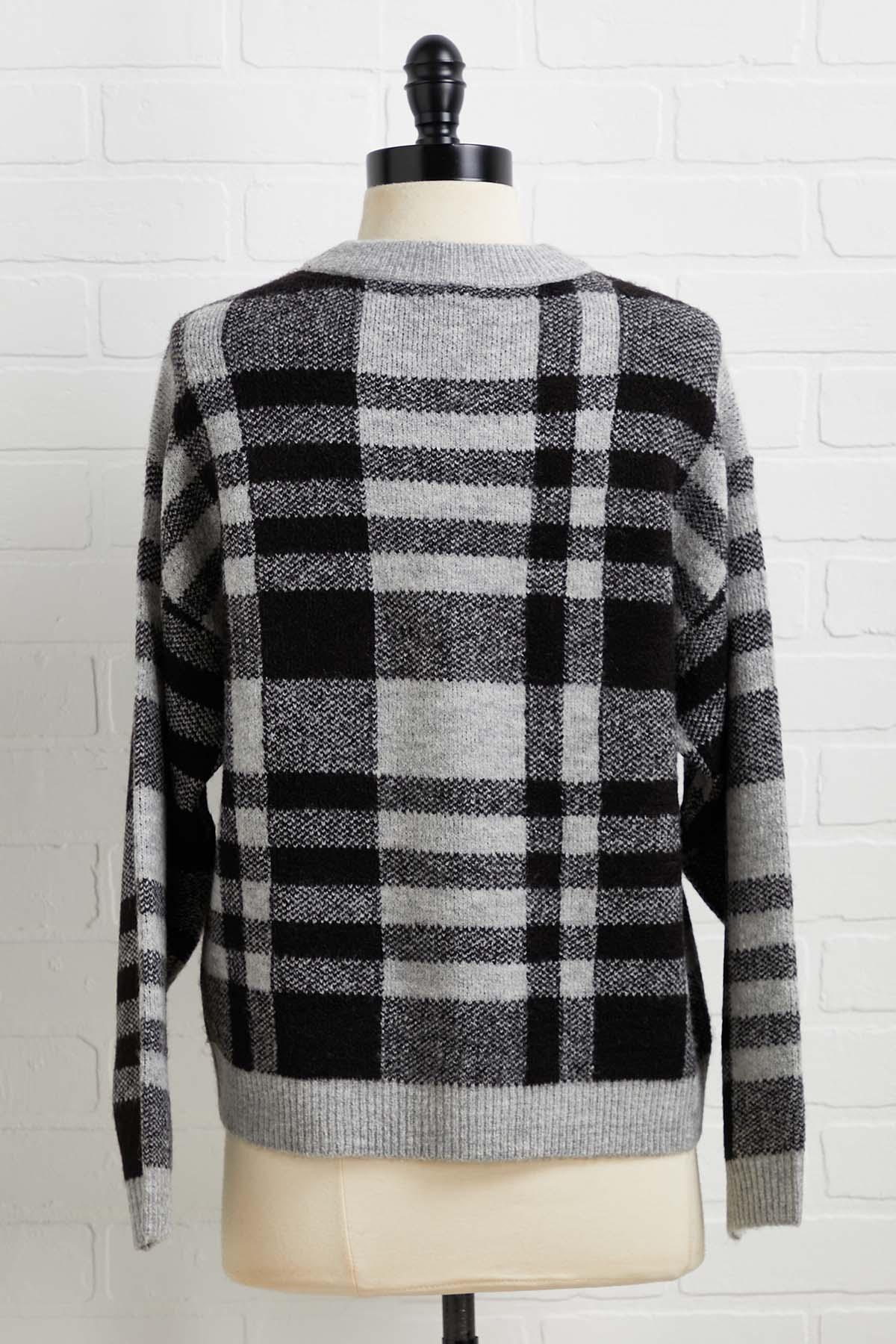 In Between The Lines Sweater