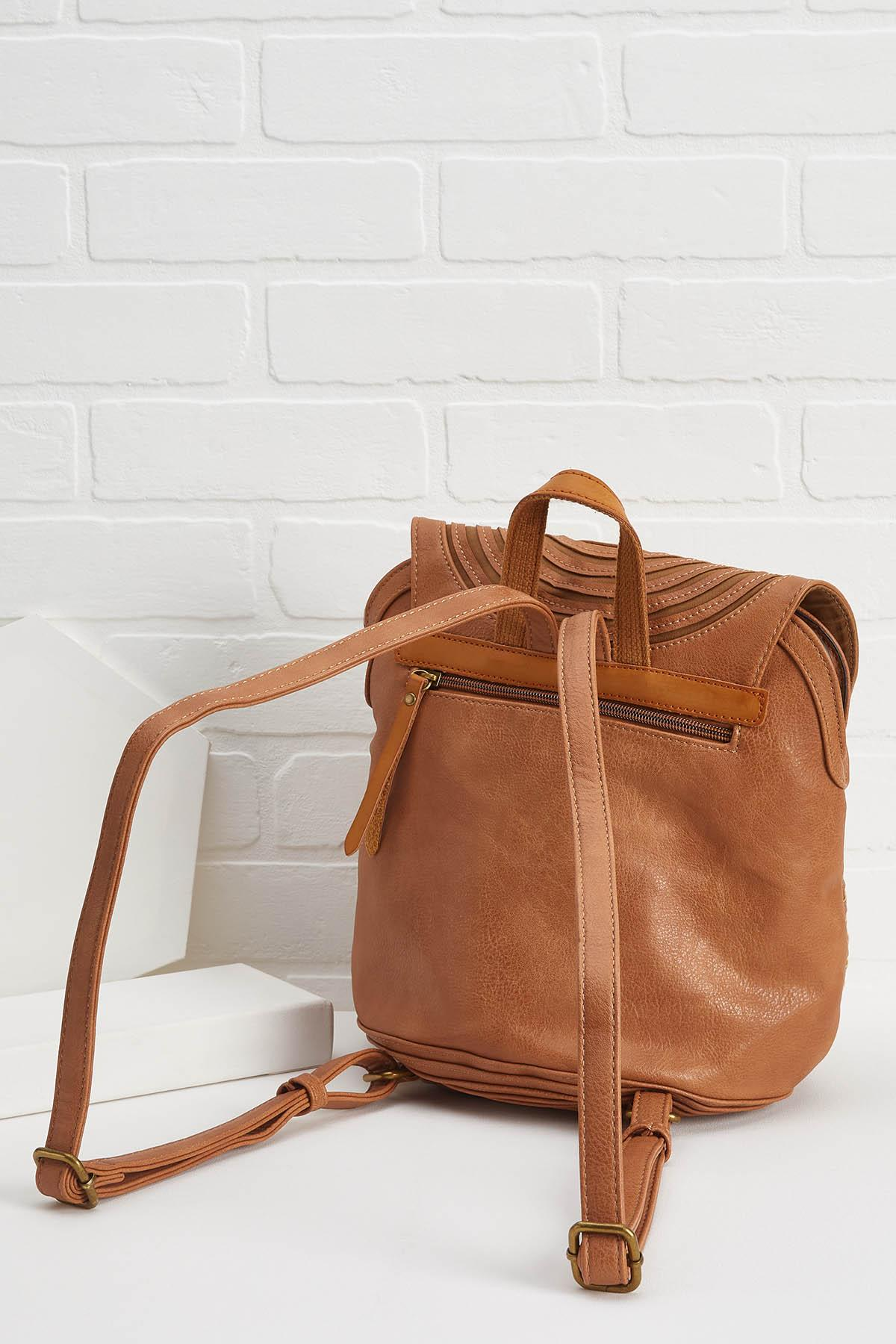 Seams Like An Adventure Backpack