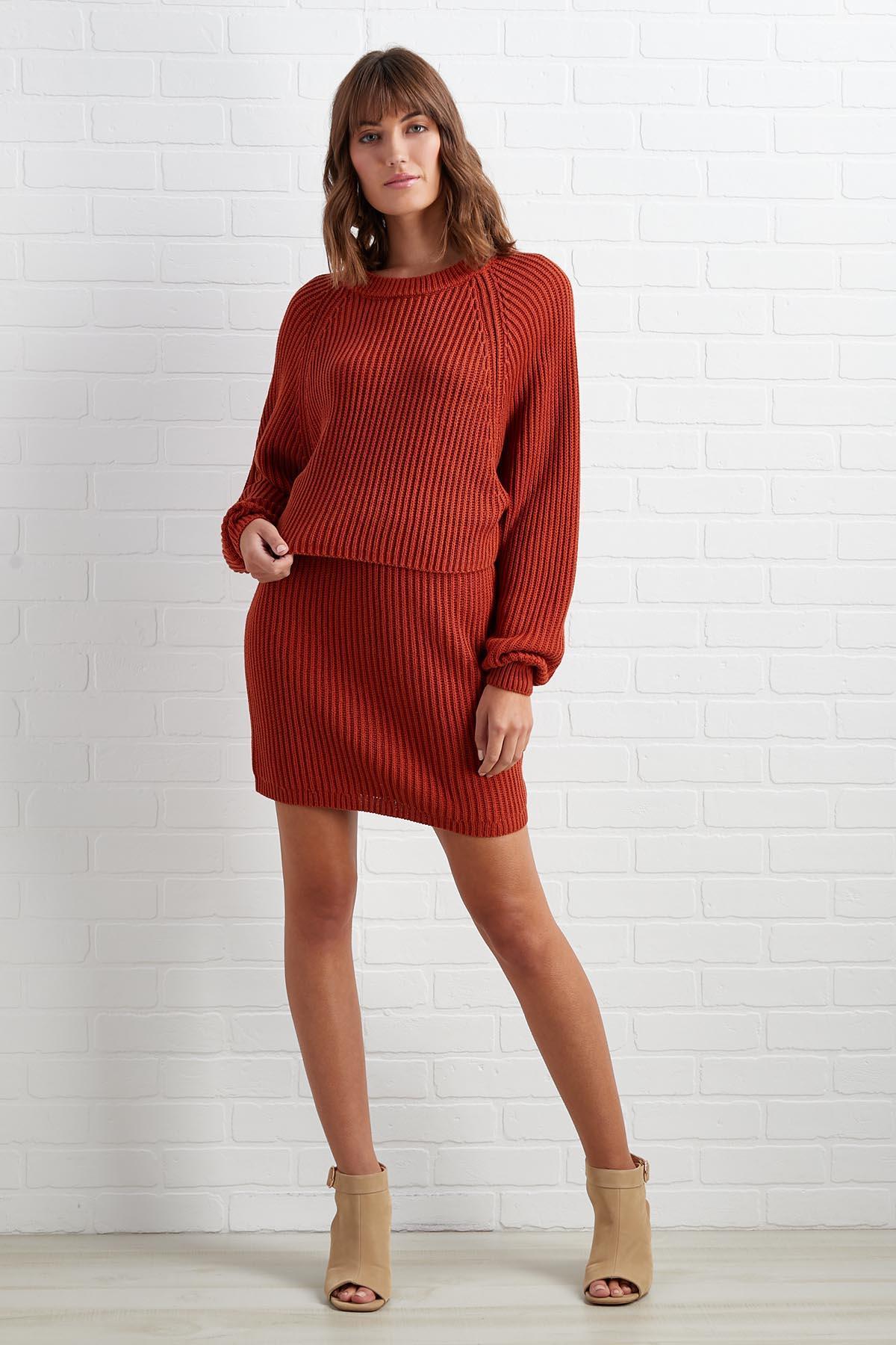 Fall Semester Sweater