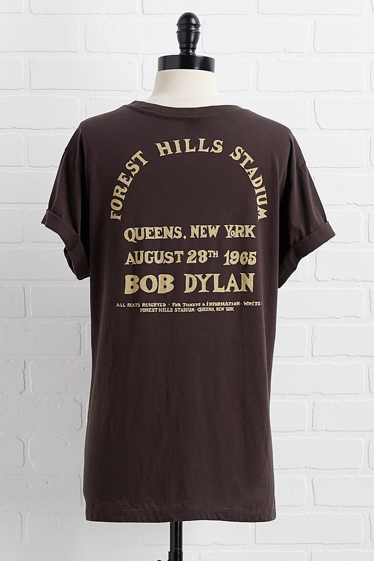 Bob Dylan Tee