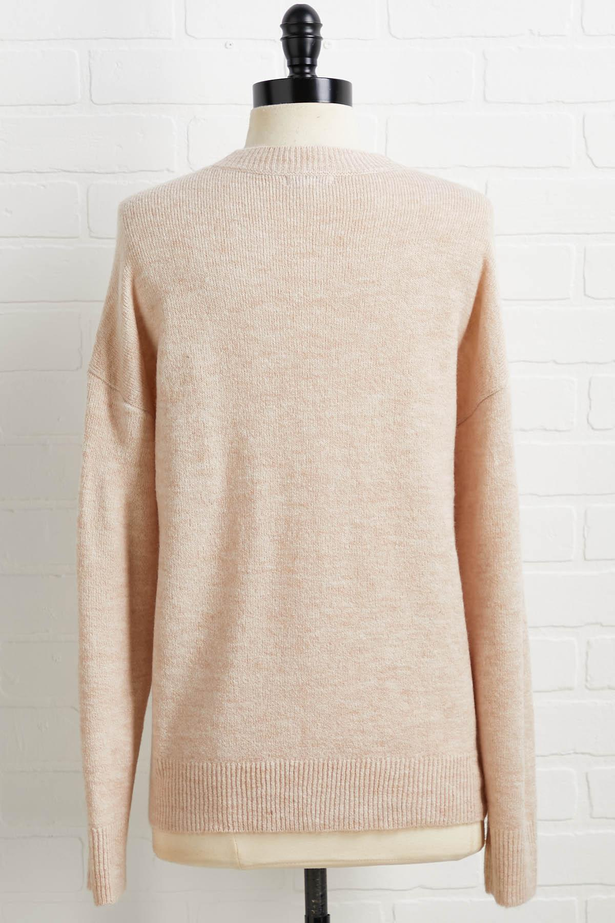 Gimme Smore Sweater