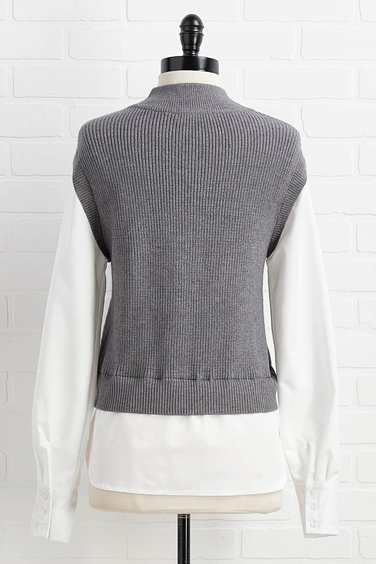 Two To Tango Sweater