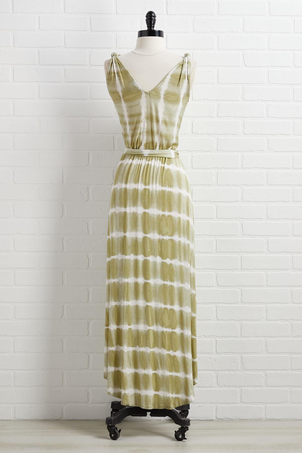 If You Moss Dress