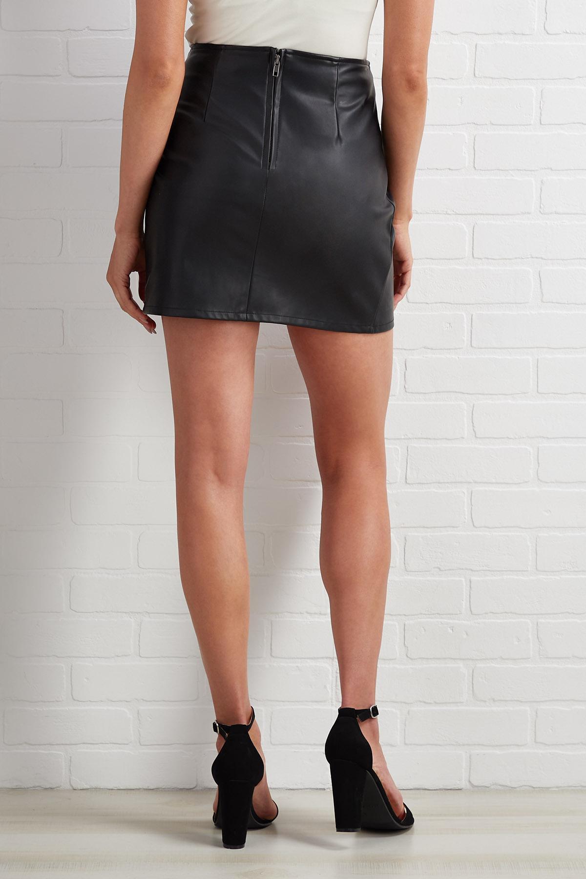 No Boys Allowed Skirt