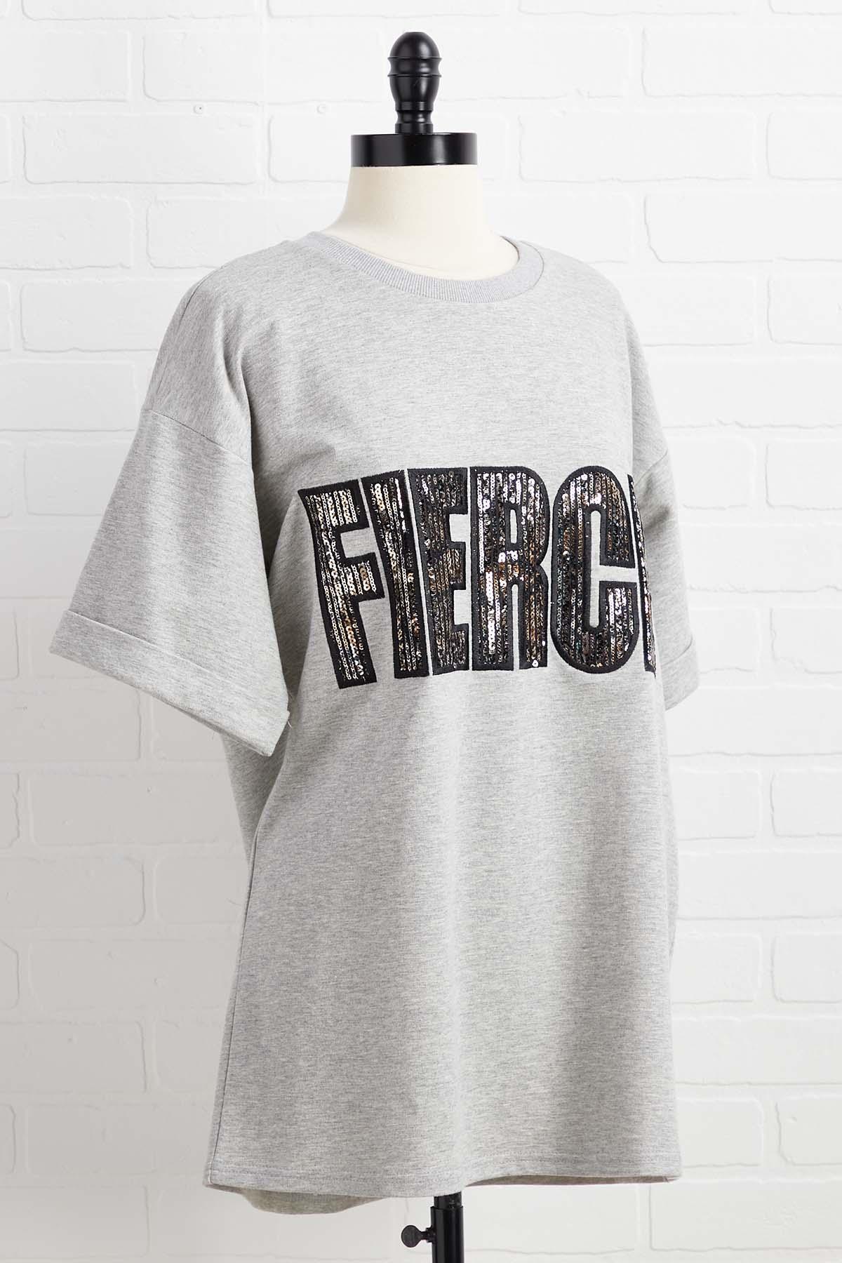Fierce Top