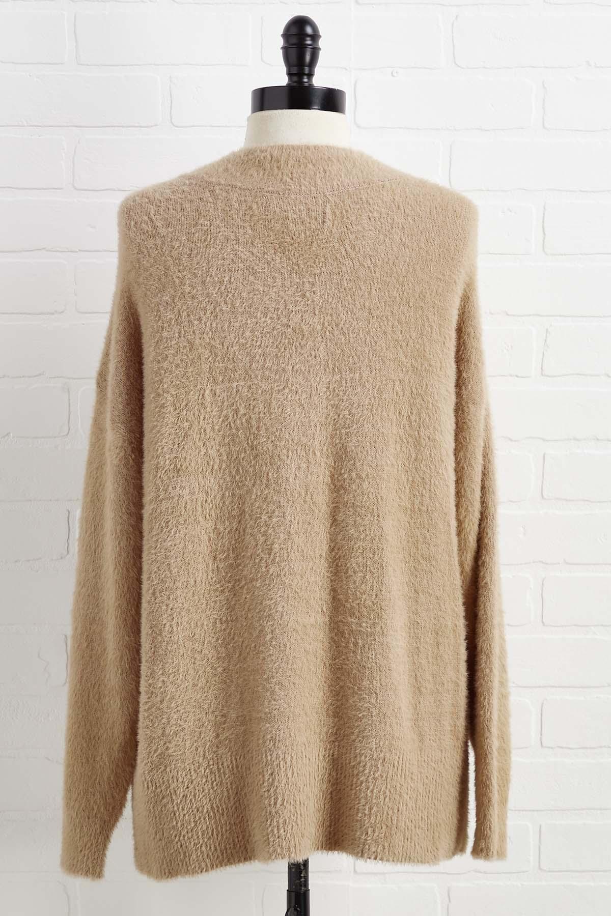 Chai Latte Sweater