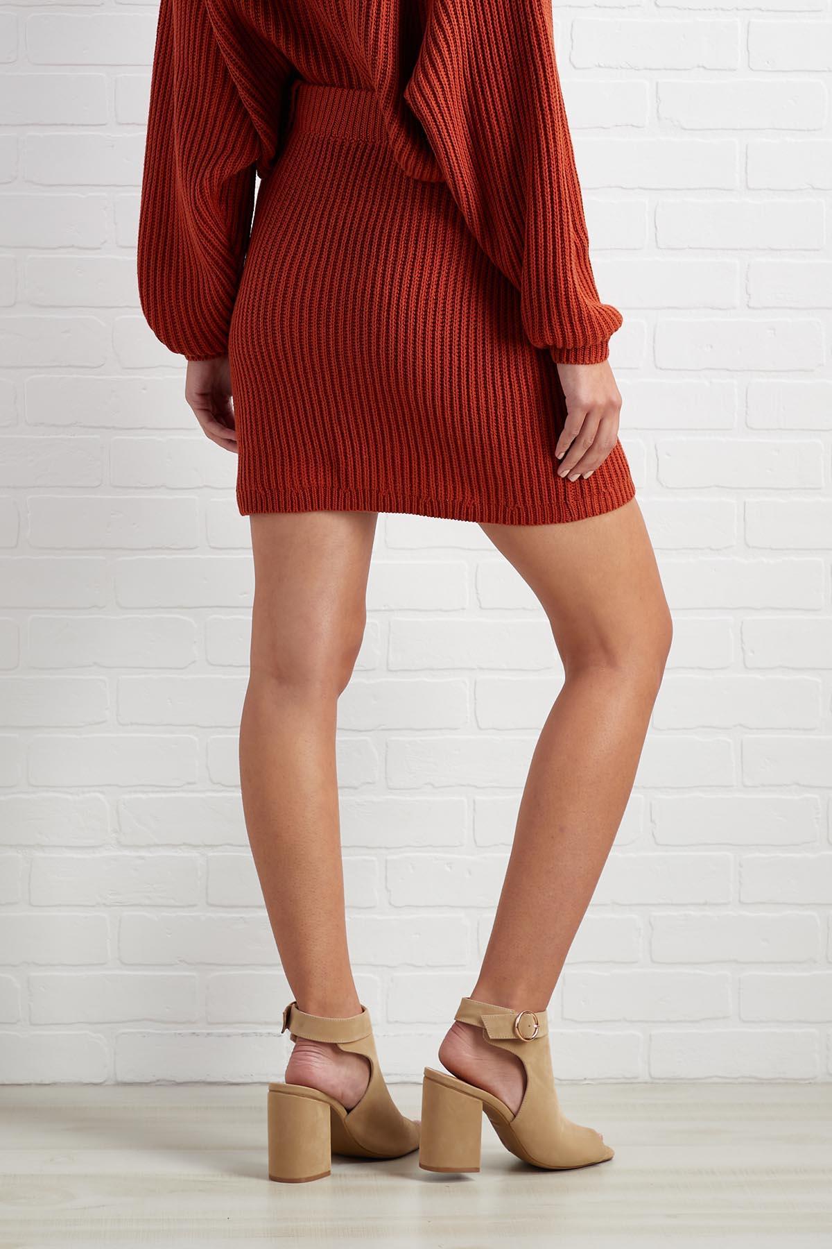 Fall Semester Skirt