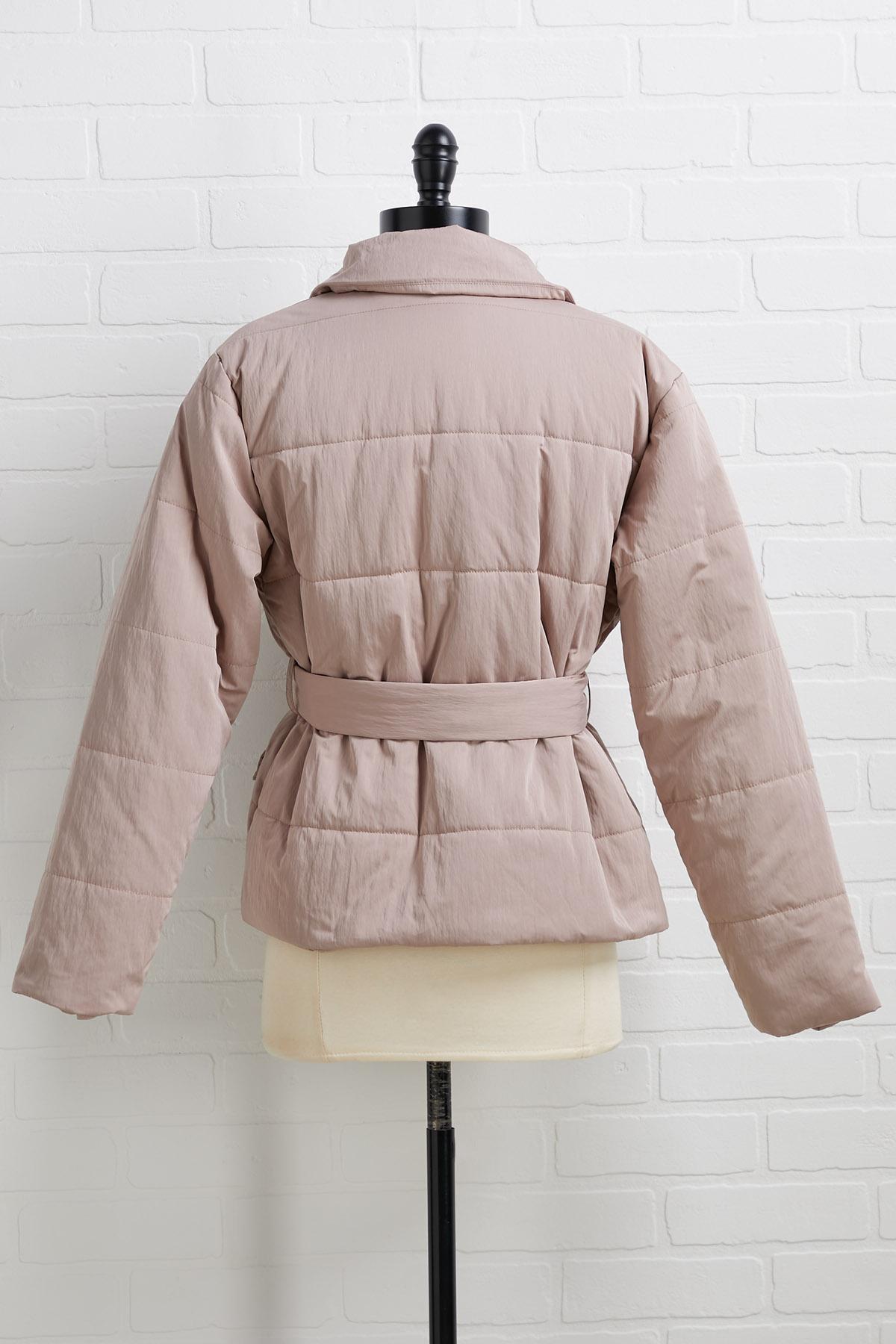Marshmallow Fluff Jacket