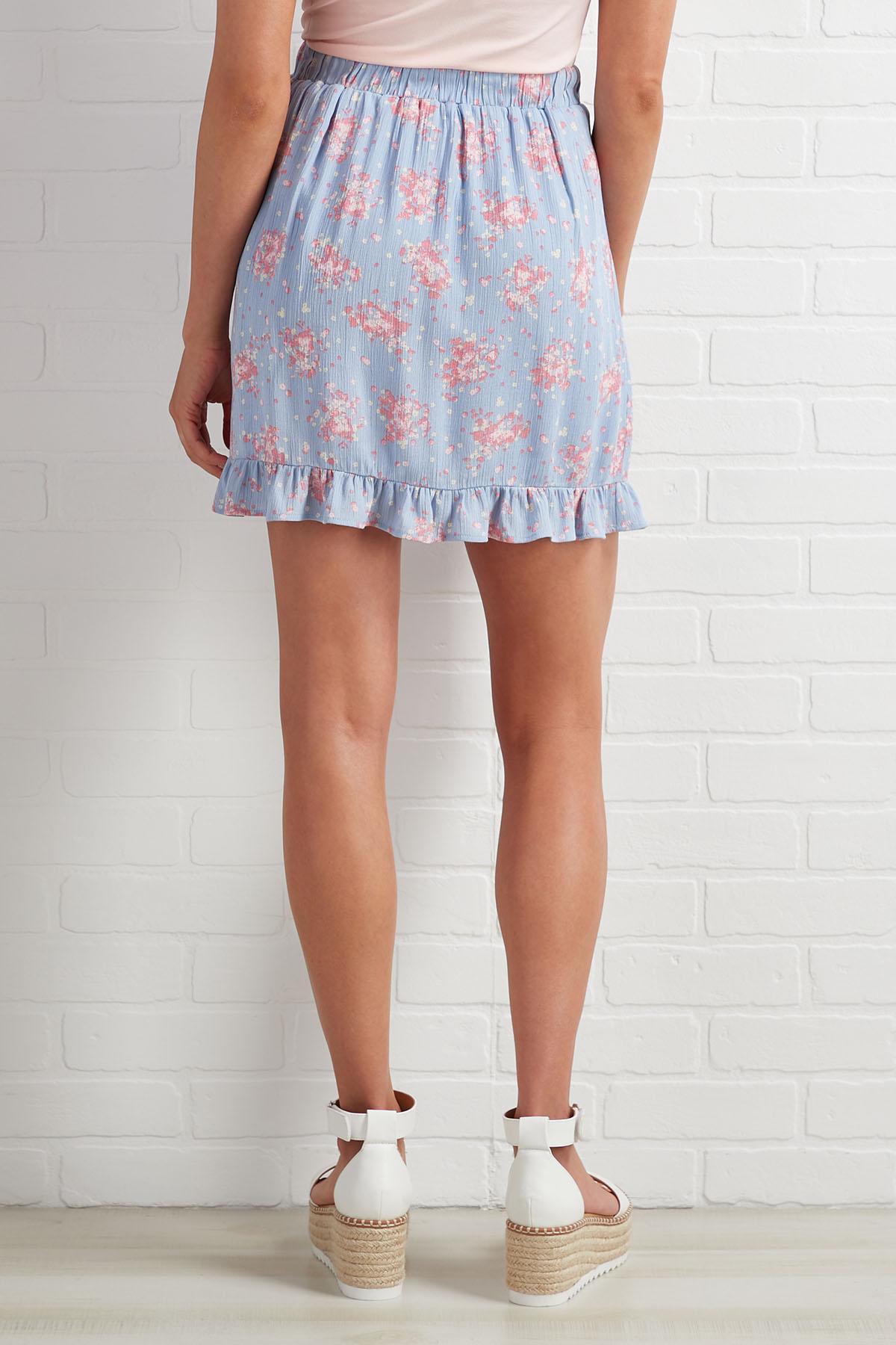Flower Shop Skirt