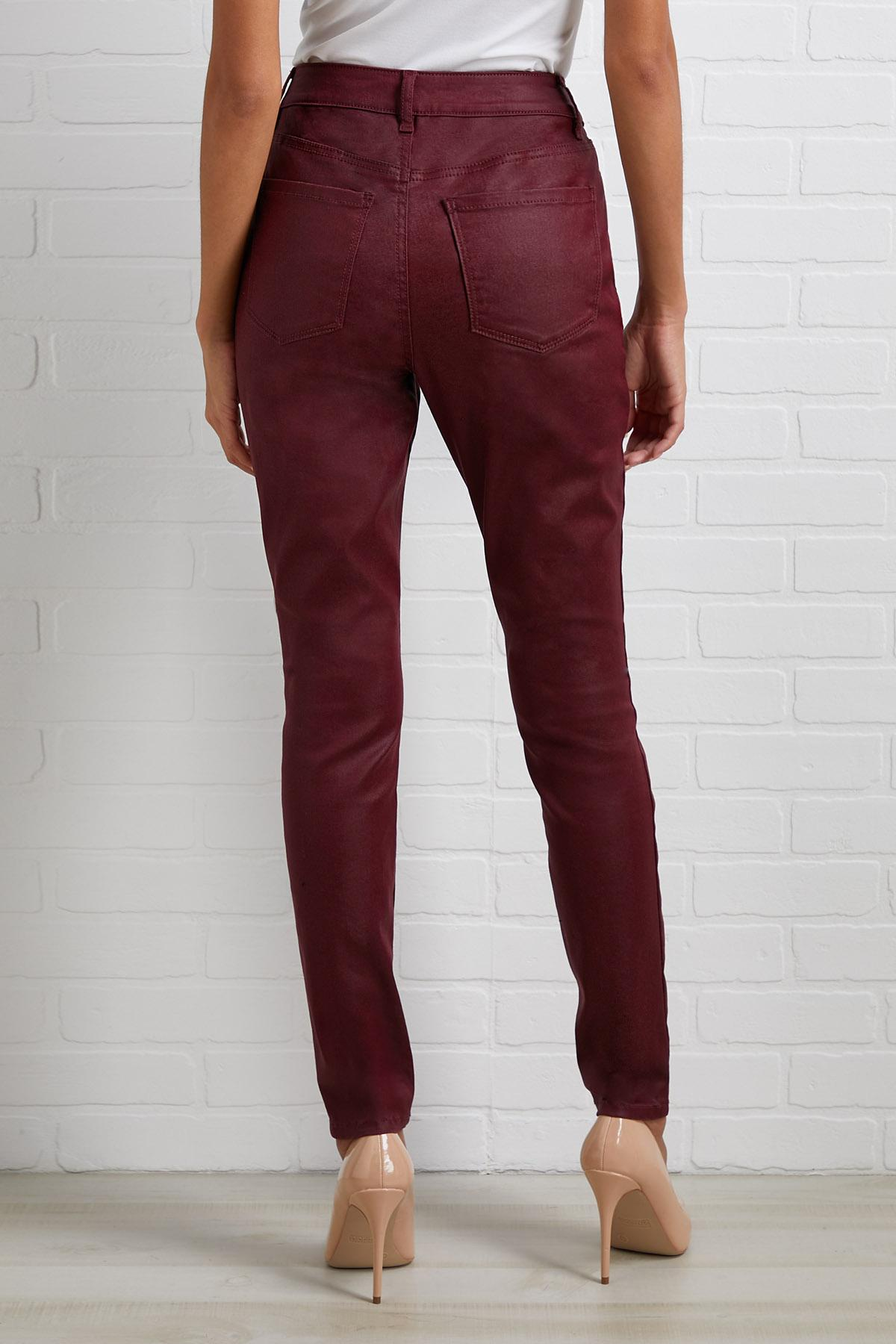 More Merlot Jeans