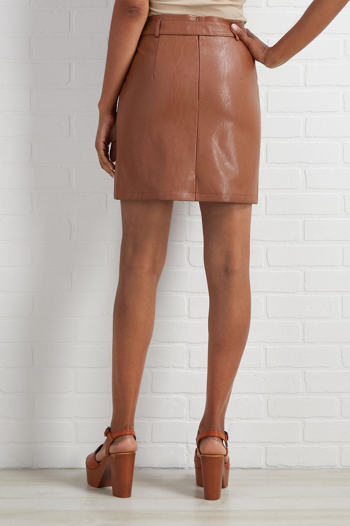 Caramel Latte Skirt