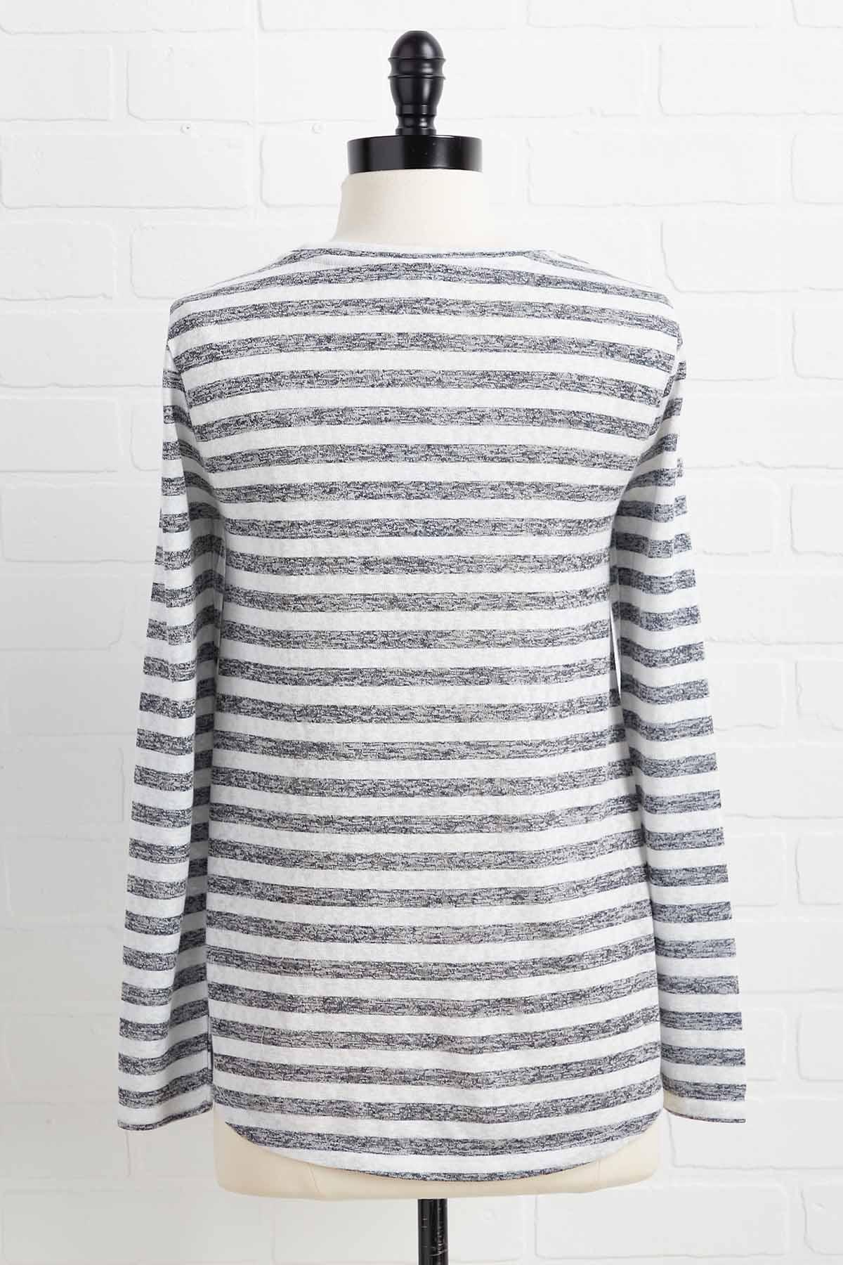 I Think Knot Top