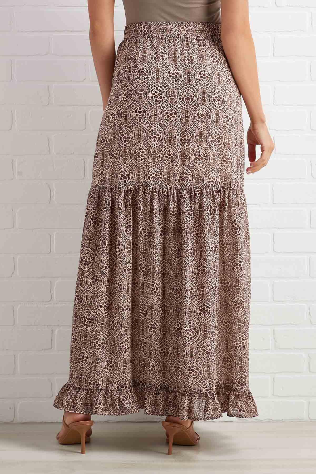 Coffee In Hand Skirt