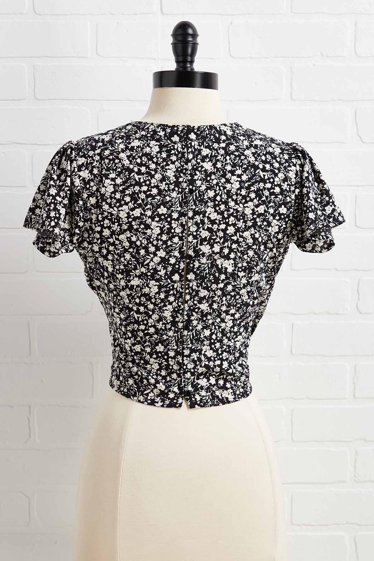 Short Sighted Top