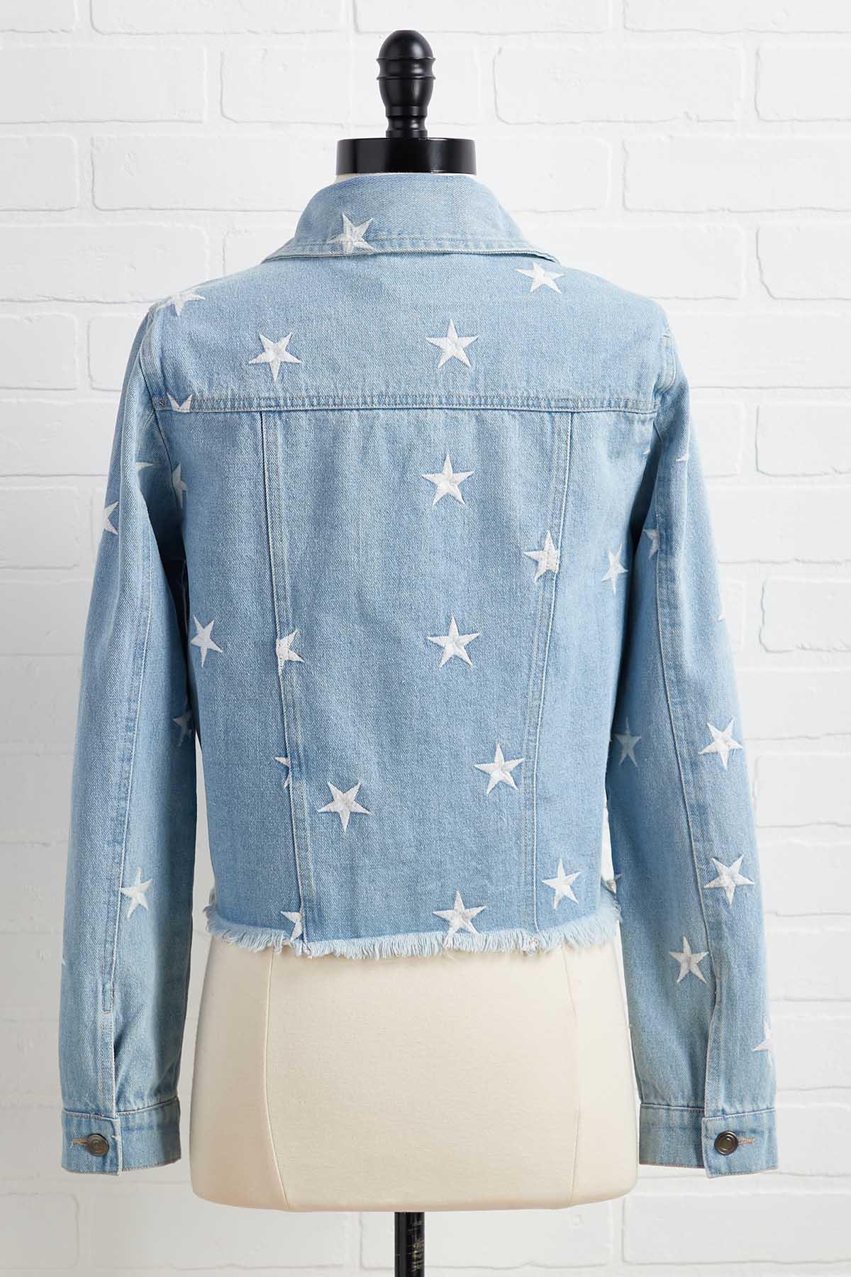 Lead Star Jacket