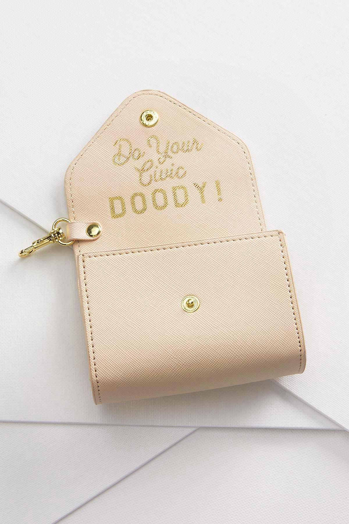 Do Your Civic Doody Waste Bag Holder