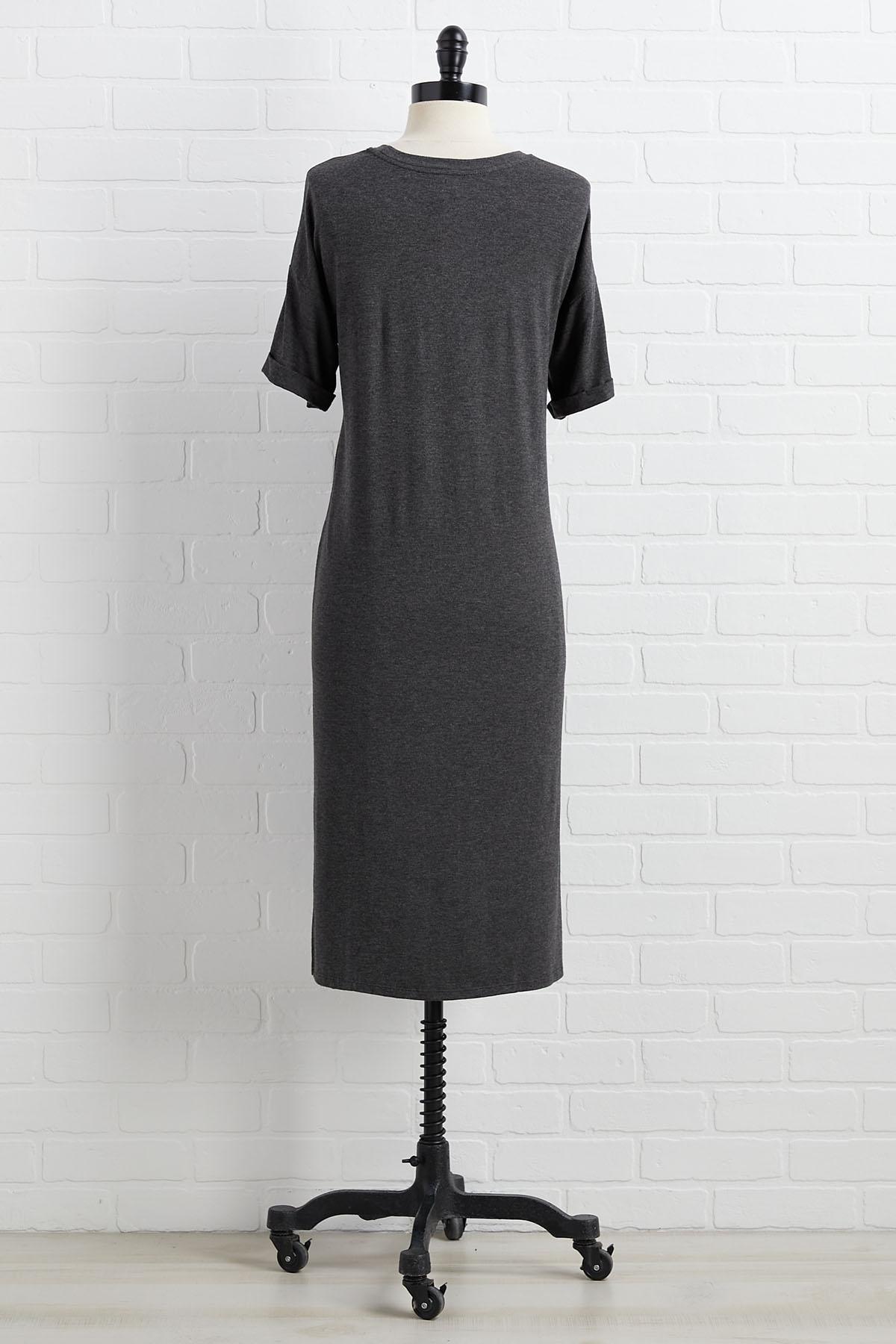 Cattitude Dress